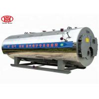 Buy cheap 1 Ton WNS Series Oil Steam Boiler , Horizontal Type Gas Fired Steam Boiler product