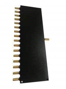 China 18dB 4 GHz 16 Way RF Power Divider Splitter on sale