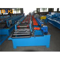 Buy cheap Roofing Making Machine Ridge Capping Roll forming Machine With 10-15 m/min Forming Speed product