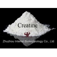 Buy cheap Micronized Creatine Monohydrate Powder Bodybuilding Prohormone Supplements product