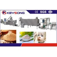 Buy cheap Industrial Baby Food Processing Equipment , Nutrition Powder Baby Food Production Line product