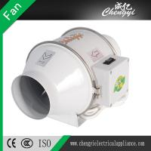 Buy cheap Energy Saving Circular Inline Duct Fan with Inline Fan Blower/Ventilation Fan/Duct Fan product