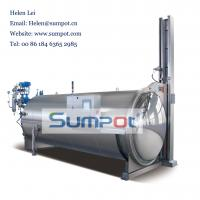 China SUMPOT high pressure autoclave for canned food / retort pouch / glass jar on sale