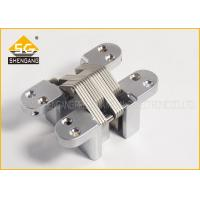 Buy cheap Furniture Cabinet 180 Degree Invisible Internal Door Hinges 116*27.8*41mm product