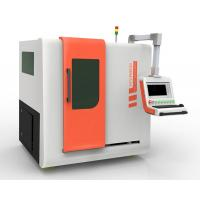 Buy cheap Ipg Fiber Laser Cutting Machine With Servo Motors And Drivers Linear Motor product
