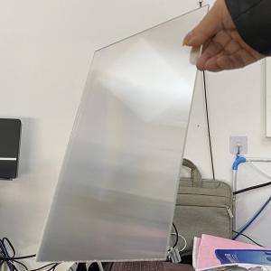 Buy cheap 3D lenticular lens 20 LPI UV large format lenticular sheet thickness 3 mm designed for flip effect on digital printer product