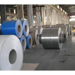 China 0.6mm 3003 Colored aluminum coils price pre ton