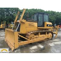 Buy cheap 7 Track Rollers Cat Used Equipment / Cat D6G Dozer With Ripper D6 D6D  D6H D6R product