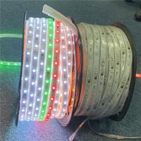 China 50m spool Programmable RGB led strip with IC built-in SMD5050 high brightness magic color on sale