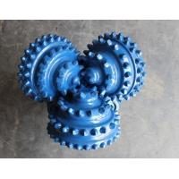 Buy cheap Water / Oil Well Drilling Tricone Rock Bit High Strength Forging Processing product