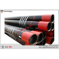 China Galvanized Oiled Color Paint Steel Casing Pipe , Water Well Drilling Pipe on sale