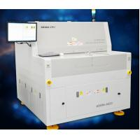 Buy cheap Ultraviolet FPC Laser Drilling Machine / Coverlay Laser Drilling Equipment Automatic product