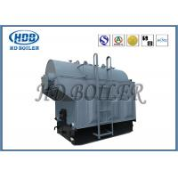 Buy cheap Automatic Biomass Wood Pellet Boiler Low Pressure , Biomass Fired Boilers product