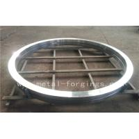 Buy cheap Case Hardening Steel 18CrNiMo7-6 Metal Forged Blanks / Gear Blank from Wholesalers