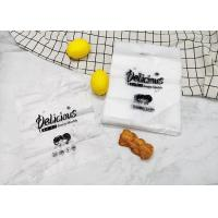 Buy cheap Durable Eco - Friendly Die Cut Plastic Bags With Logo Fairly Strong product