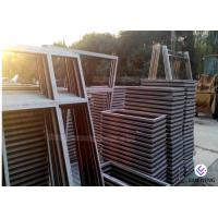 China Custom Aluminum Window Profile With Extruded Anodizing / Mill Finish on sale