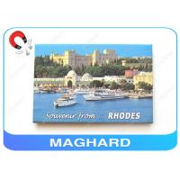 Buy cheap 7 X 5 Frame Home Picture Magnet For Refrigerator Door as Tourist Souvenirs product