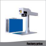 Buy cheap Long Lifetime Fiber Laser Marker Cnc Laser Engraver 20W 30W Small Size product