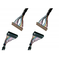 Buy cheap Signal Transmission 30 Pins I-PEX LCD EDP Cable product