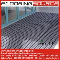 Buy cheap Outdoor Commercial Aluminum Entrance Matting Heavy Duty Use for High Traffic Entrance product