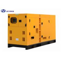 Buy cheap Industrial 300KW Soundproof Diesel Generator  By Cummins Engine , Rate Output 380KVA product
