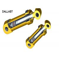 Buy cheap Weld on Industrial Hydraulic Cylinder Piston Design Double Acting Industrial Equipment product