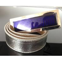 Buy cheap Silver belt with Flashing LED message belt bucke product