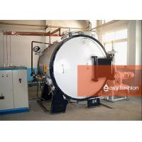 Buy cheap Industrial Vacuum Heat Treatment Furnace High Thermal Efficiency For Copper Material product