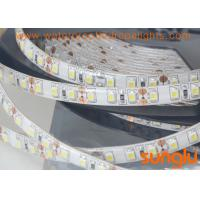 Buy cheap Waterproof 3528 120D flexible LED strip light , Epoxy 8mm Warm White LED Tape product