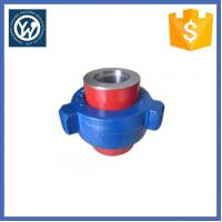 China High pressure 1502 pipe fittings dielectric hammer union connector on sale