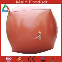 Buy cheap New energy waste treatment 8m³ household biogas system product