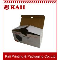 Buy cheap A9 Paper, Pantone Color Corrugated  Paper Box / Corrugated Carton Box For Electronic Products product
