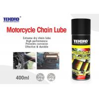 Buy cheap Motorcycle Chain Lube Leaves Lubricating Non - Drying Film That Resists Wash Off & Sling Off product