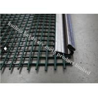 Tensioned Steel Core Self Cleaning Screen Mesh 3m Length For Mining Industry