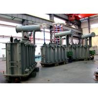 Buy cheap 110kV Three Phase Electrical Oil Immersed  Power Transformers product