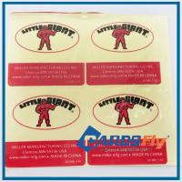 Buy cheap customized stickers from wholesalers