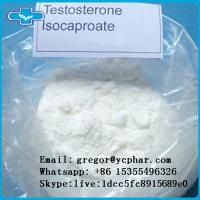 Buy cheap Anabolic steroids to buy anabolic steroids muscle growth CAS 15262-86-9 Testosterone Isocaproate product