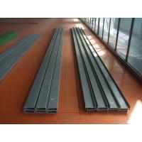 China Glass Reinforced Plastics GRP Channel Structural Composite Profiles on sale
