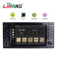 Buy cheap Stereo Audio Vw Golf Dvd Player , Multimedia Mirror Link In Dash Car Dvd Player product