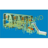 Buy cheap Tobacco Processing Equipment Horizontal Threshing Machine With Variable Frequency Control product