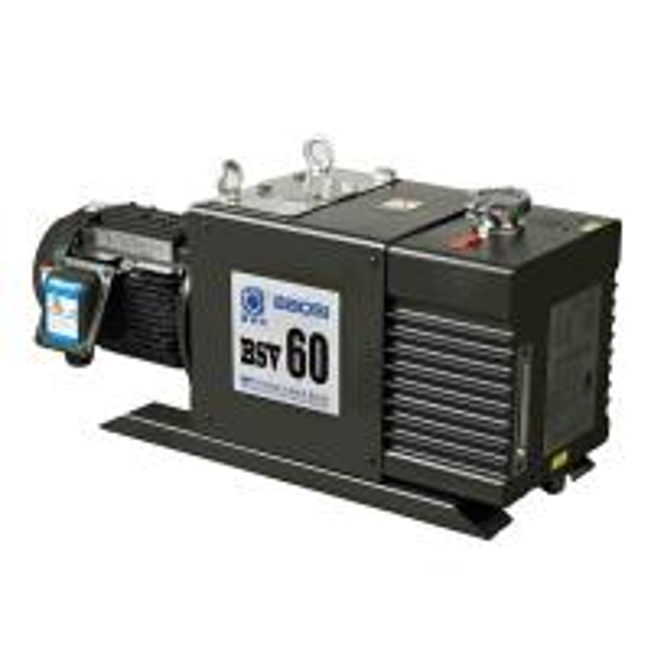 Quality Vacuum Welding Rotary Vane Vacuum Pump 60 CBM/H Speed For Vacuum Metallurgy for sale