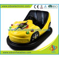 Buy cheap Coin Operated Bumper Car Kids Battery Powered Ride On Toys With Monkey Or Custom Design product