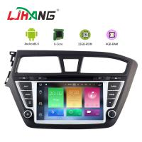 Buy cheap Touch Screen Android 8.0 Hyundai Car DVD Player With Wifi BT GPS AUX Video product