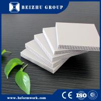 China Waterproof concrete plastic formwork for construction company on sale