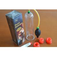 Air Pressure Silicon Penis Enlargement Pump Hand Operated For Dick Extender