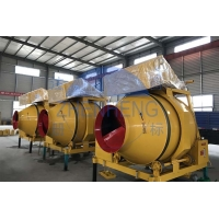 Buy cheap High Efficiency JZR500 Diesel Concrete Mixer Hydraulic Hopper System Smooth Easy Operation product
