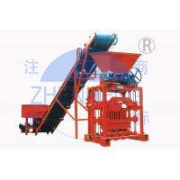 Buy cheap QT4-25 Electric 380v  Block Making Machine Quick Molding For Small Business product