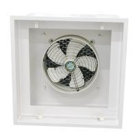 Buy cheap BFU Powder Coating Steel Hepa Filter Terminal Box With Fan / Blower Filter Unit product