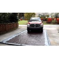 Buy cheap Mobile Valeting Wash Pad Containment Systems PVC Washpad For Cleaning product