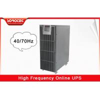 Buy cheap 6KVA / 5.4W 220VAC High Frequency Online UPS / Uninterrupted Power Supply product